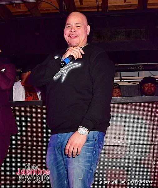 Fat Joe, Raekwon, Grant Hill, Shaq & Girlfriend Laticia