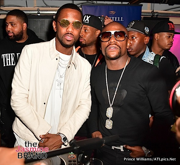 Future, Meek Mill, Jadakiss, Asap Ferg, Fabolous & Floyd Mayweather Party in NOLA