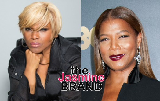 Queen Latifah & Dr. Holly Carter Developing Bible-Themed Project, 'The Scroll'