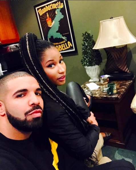 Drake & Nicki Minaj Reunite