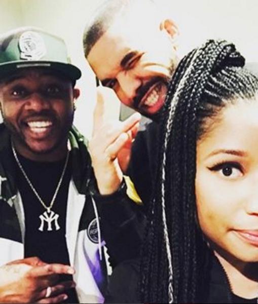 Drake & Nicki Minaj Reunite