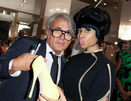 Nicki Minaj Calls Designer Giuseppe Racist: You owe me a check!