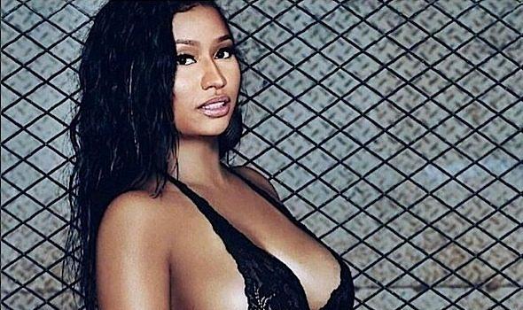 Nicki Minaj Celebrates Fake Pregnancy [Ovary Hustlin']