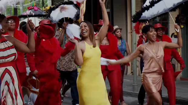 Watch Regina Hall, Queen Latifah & Jada Pinkett-Smith In 'Girls Trip' Teaser [VIDEO]