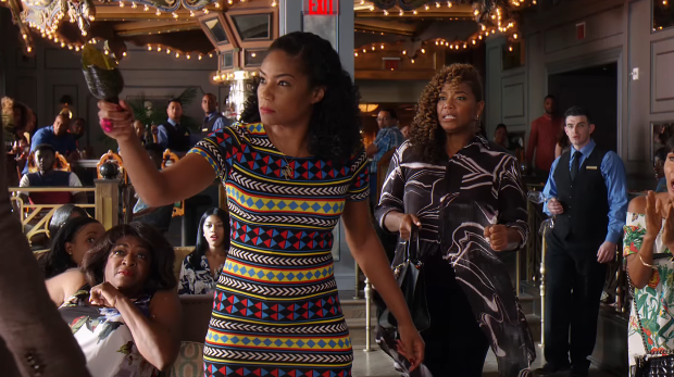 """Girls Trip"" Comes In #3 Second Weekend, Beats ""Atomic Blonde"""