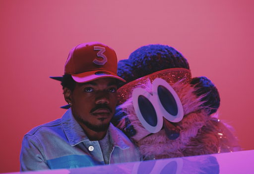 Chance the Rapper Drops 'Same Drugs' On Facebook Live With Puppet [VIDEO]
