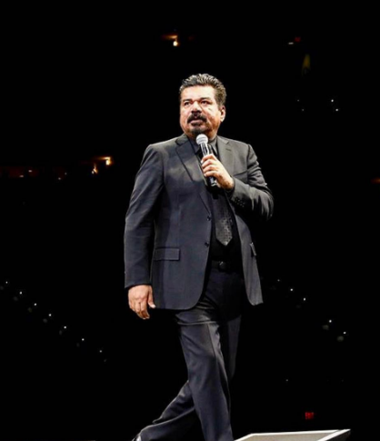 George Lopez Calls Woman A B*tch, After Making Joke About Black People: Get the f*ck out!