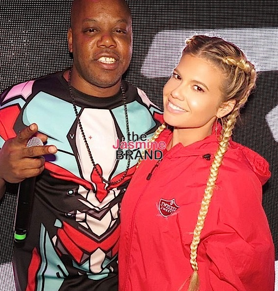 "(EXCLUSIVE) Chanel West Coast Cast On ""Love & Hip Hop: Hollywood"""