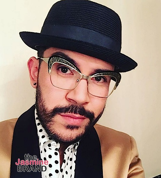 (EXCLUSIVE) Designer Mondo Guerra Talks NYFW Debut, Not Being Defined By HIV