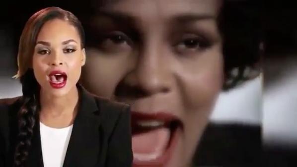 Demetria McKinney Sings Whitney Houston Tribute, Amidst Reports of Bobbi Kristina Biopic