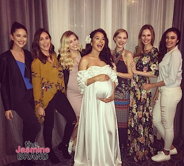 See Nick Cannon & Brittany Bell's Baby Shower [Photos]