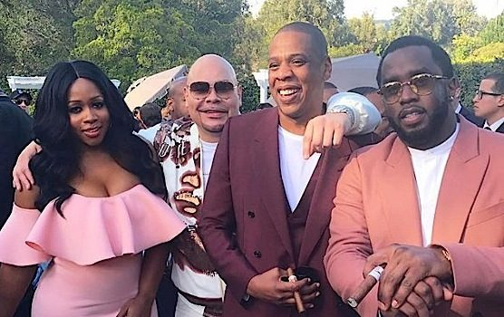 Rihanna, T.I., Remy Ma, Diddy, Jay Z Hit Pre Grammys Brunch [Photos]