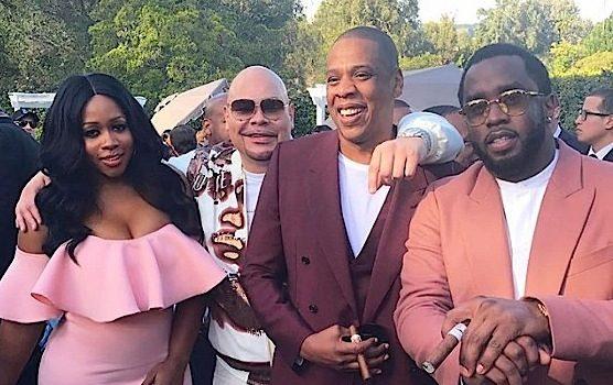 Rihanna, T.I., Remy Ma, Diddy, Jay Z Hit Pre Grammys Brunch [Photos]