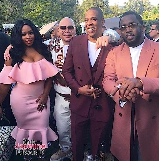 Rihanna, T.I., Remy Ma, Diddy, Jay Z Hit Pre Grammys Brunch