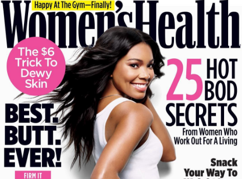 Gabrielle Union On Staying Healthy & Aging Gracefully: I'm not going to rule out Botox.