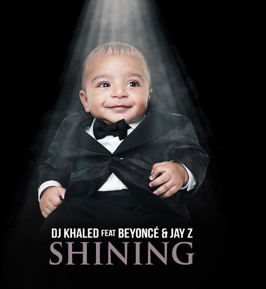"Beyonce & Jay Z Featured On DJ Khaled's ""SHINING"" [New Music]"