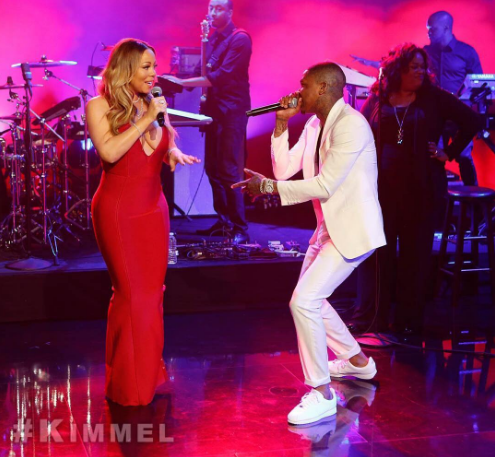 Mariah Carey Performs For 1st Time Live Since Disastrous NYE Gig [VIDEO]