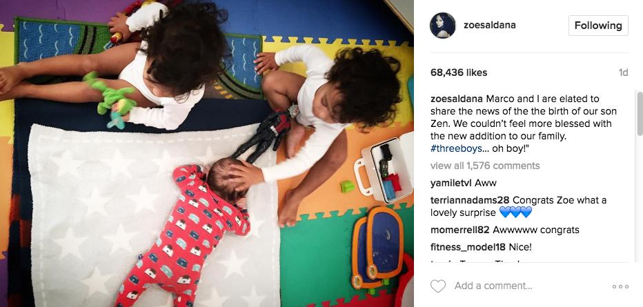 Lauryn Hill Is A Grandmother, Omarosa Preaches in LA + Zoe Saldana Welcomes Son!