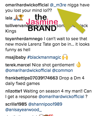 Omari Hardwick Denies Bleaching His Skin: N*gga have you lost your mind!