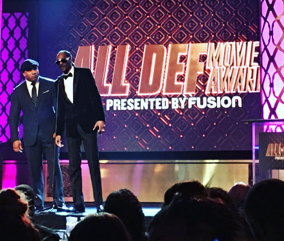 """Russell Simmons """"All Def Movie Awards"""""""
