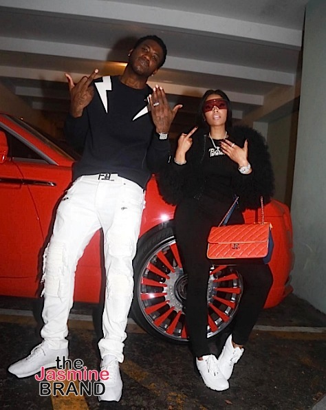 Gucci Mane & Nicki Minaj Reunite For 'Make Love' [New Music]