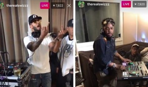Watch Swizz Beatz vs Just Blaze Epic Battle