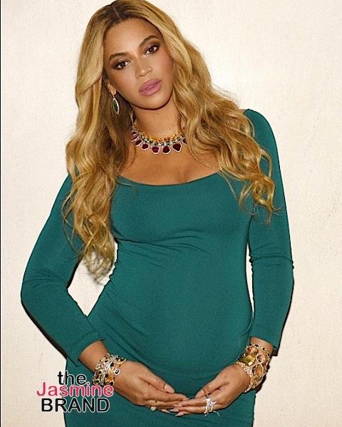 Beyonce Reveals New Maternity Flix [Glamorous & Pregnant!]