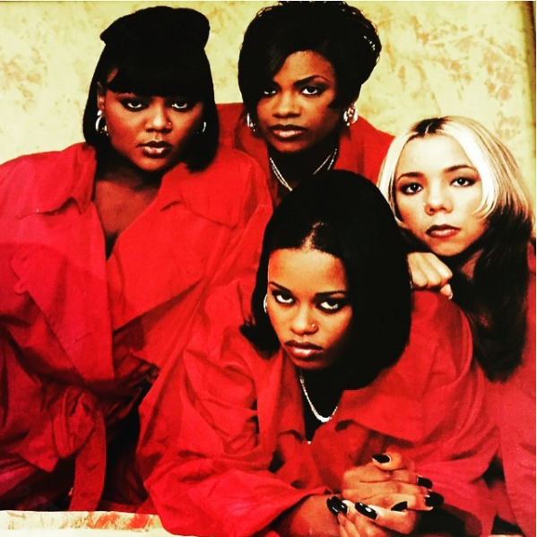 "90's Group ""Xscape"" Reunites, Announces Tour & New Music [Photos]"