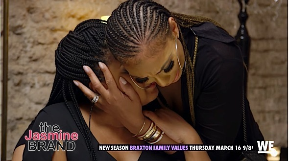 """""""Braxton Family Values"""" Introduce Controversial Stepmother, Toni Braxton Teases Birdman, Tamar Contemplates Another Baby [VIDEO]"""