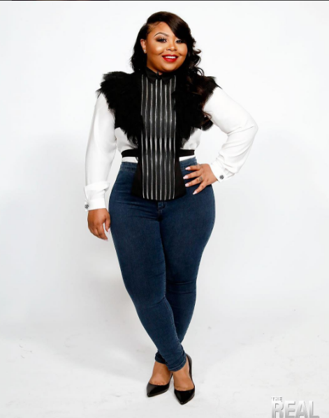 Shekinah Jo Admits Having Lipo 3 Times: I'm a lazy person