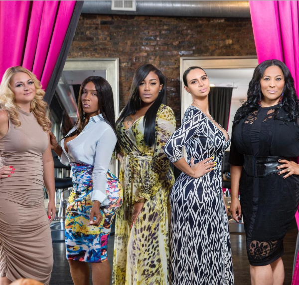 1st Look! 'Bringing Up Ballers' Reality Show