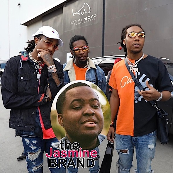 Sean Kingston Kicked, Stomped & Attacked By Migos [VIDEO]