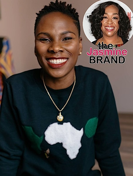"Shonda Rhimes Developing Comedy Based On Luvvie Ajayi's ""I'm Judging You"""