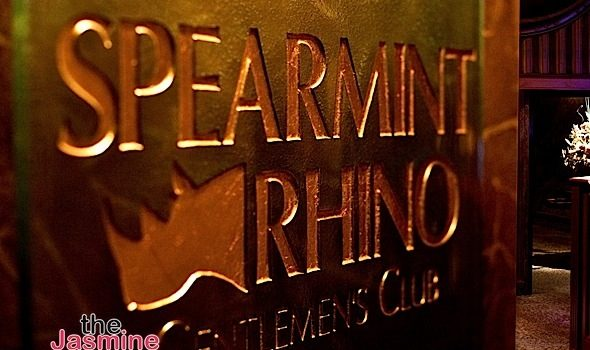 (EXCLUSIVE) Stripper Hits Spearmint Rhino With Lawsuit: They forced me to sell merch during lap dances!