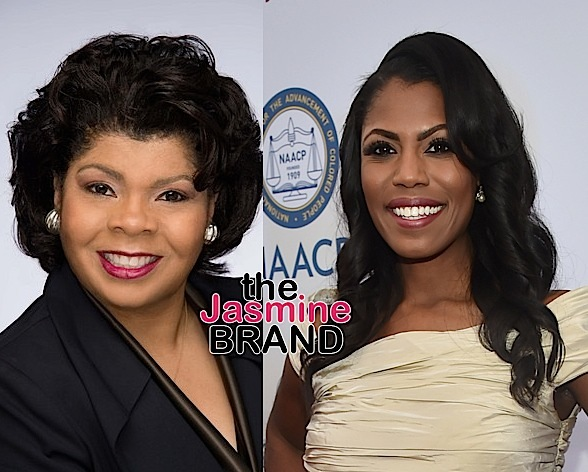 Omarosa Accused of Trying To Antagonize April Ryan, Steal Her Spotlight