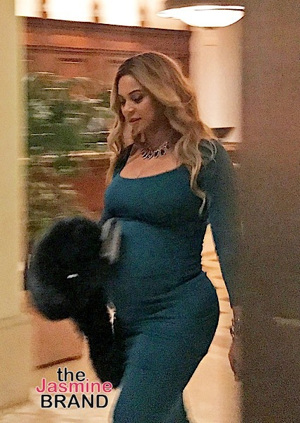 Beyonce: I'll find out my twins gender in 2 weeks!