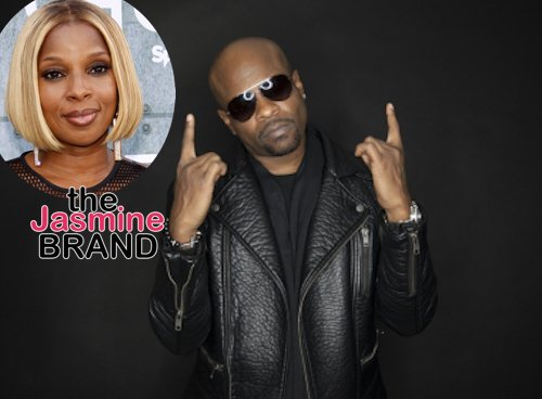 Singer Case Cheated On Fiancee With Mary J. Blige