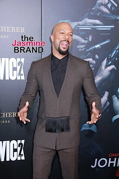 Common To Star In Action Thriller, 'Quick Draw'