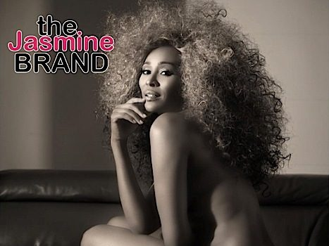 Cynthia Bailey Poses Nude For 50th Birthday! [Photo]