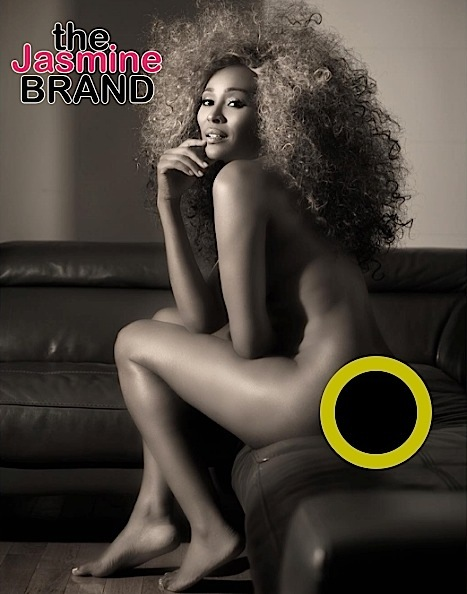 Cynthia Bailey Poses Naked For Her 50th Birthday! [Photo]