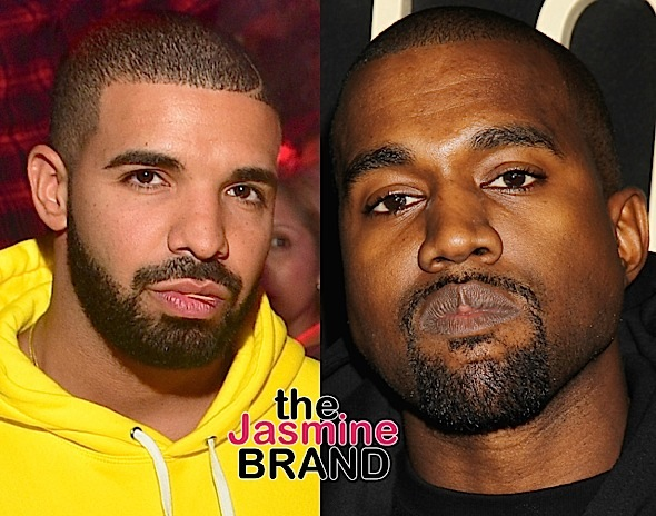 Kanye Calls Drake 'Insensitive', Denies Telling Pusha T About His Secret Child