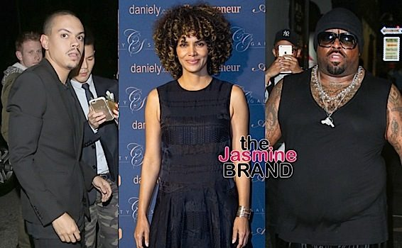 Gloria Govan, Derek Fisher, The Weeknd, Eva Longoria, Evan Ross, Halle Berry, CeeLo Green [Celebrity Stalking]