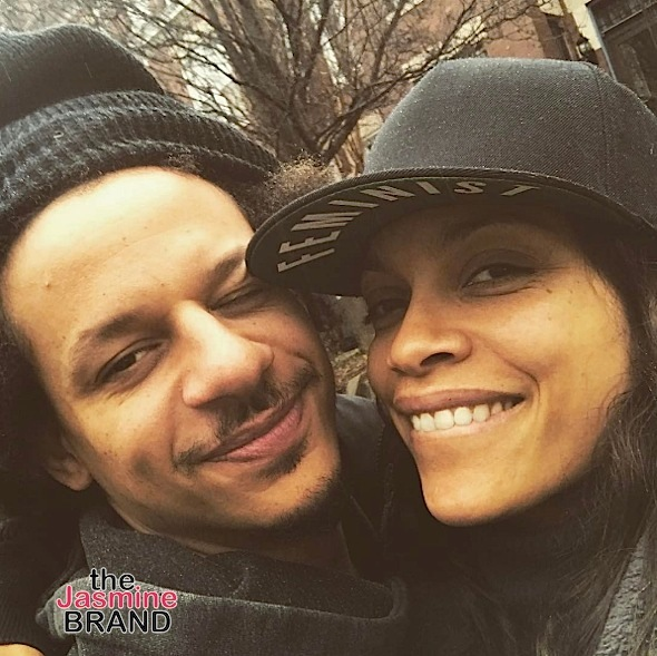 Rosario Dawson & Eric Andre Break Up
