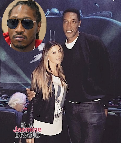 Future Still Wants Scottie Pippen's Wife Larsa [Photo]