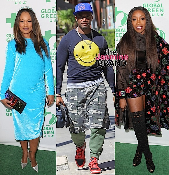 Andra Day, Gabrielle Dennis, Garcelle Beauvais, Taye Diggs, Estelle