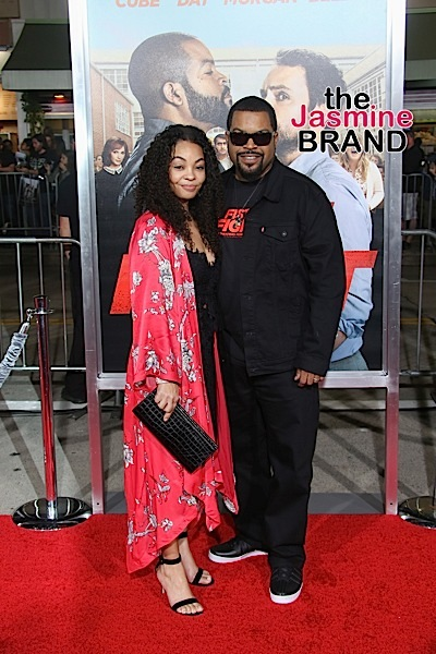Ice Cube, Tracy Morgan, Kym Whitley, Tamar Braxton, Samuel L. Jackson & Denzel Washington [Celebrity Stalking]