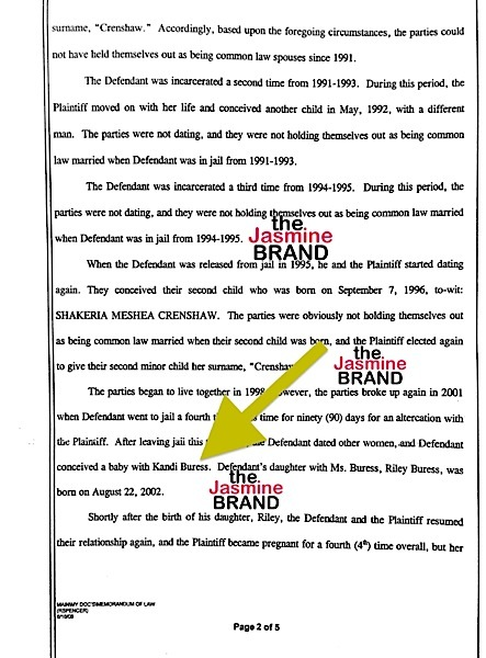 (EXCLUSIVE) Receipts Prove Kandi Burruss Did NOT Get Pregnant By Married Man