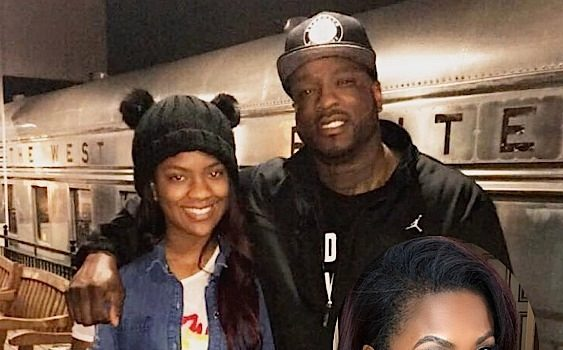 (EXCLUSIVE) Kandi Burruss Did NOT Get Pregnant By Married Man