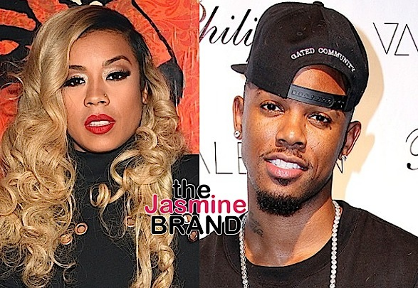 Keyshia Cole Reveals Why She & Ex Husband Still Live Together