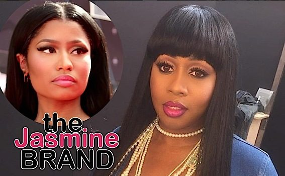 Remy Ma Addresses Nicki Minaj& Plastic Surgery Rumors